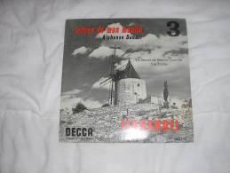 LES LETTRES DE MON MOULIN N° 3 PAR FERNANDEL - Vinyl-Schallplatten