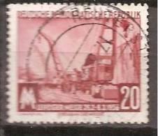 ALLEMAGNE,(DDR)DEUTSCHLAND,GERMANY,GERMANIA,ALEMANIA,OBLITERE,YVER 239. - Oblitérés