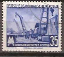 ALLEMAGNE,(DDR)DEUTSCHLAND,GERMANY,GERMANIA,ALEMANIA,OBLITERE,YVER 240. - Oblitérés