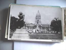 Argentinië Argentina Buenos Aires Plaza Congreso - Argentinië