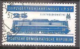 ALLEMAGNE,(DDR)DEUTSCHLAND,GERMANY,GERMANIA,ALEMANIA,OBLITERE,YVER 285. - Oblitérés