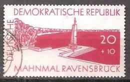 ALLEMAGNE,(DDR)DEUTSCHLAND,GERMANY,GERMANIA,ALEMANIA,OBLITERE,YVER 292. - [6] République Démocratique