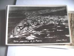 Peru Vista Panoramica De La Punta - Peru