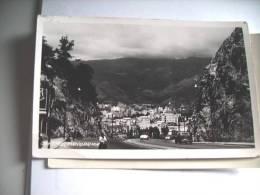 Venezuela Caracas Panorama And Old Cars - Venezuela