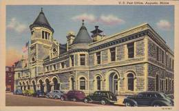 Maine Augusta U.S.Post Office