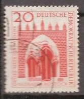 ALLEMAGNE,(DDR)DEUTSCHLAND,GERMANY,GERMANIA,ALEMANIA,OBLITERE,YVER 352. - [6] République Démocratique