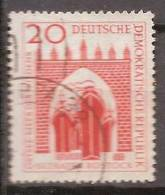ALLEMAGNE,(DDR)DEUTSCHLAND,GERMANY,GERMANIA,ALEMANIA,OBLITERE,YVER 352. - Oblitérés