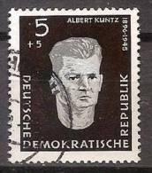 ALLEMAGNE,(DDR)DEUTSCHLAND,GERMANY,GERMANIA,ALEMANIA,OBLITERE,YVER 355. - [6] République Démocratique