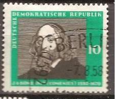 ALLEMAGNE,(DDR)DEUTSCHLAND,GERMANY,GERMANIA,ALEMANIA,OBLITERE,YVER 363. - Oblitérés