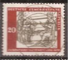 ALLEMAGNE,(DDR)DEUTSCHLAND,GERMANY,GERMANIA,ALEMANIA,OBLITERE,YVER 364. - Oblitérés