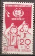 ALLEMAGNE,(DDR)DEUTSCHLAND,GERMANY,GERMANIA,ALEMANIA,OBLITERE,YVER 366. - [6] République Démocratique