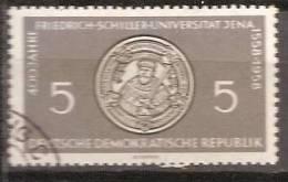 ALLEMAGNE,(DDR)DEUTSCHLAND,GERMANY,GERMANIA,ALEMANIA,OBLITERE,YVER 367. - [6] République Démocratique