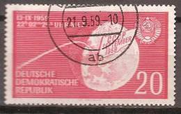ALLEMAGNE,(DDR)DEUTSCHLAND,GERMANY,GERMANIA,ALEMANIA,OBLITERE,YVER 437. - Oblitérés