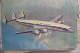 SUPER CONSTELLATION   AIR FRANCE   F BHBB - 1946-....: Moderne