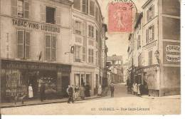 CORBEIL Rue Saint Léonard - Corbeil Essonnes