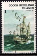 Cocos Islands. 1976. Y&T 20. Ship. - Cocos (Keeling) Islands