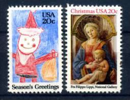 USA 1984 Estados Unidos / Christmas Nöel Navidad / Hj32  34-6 - Navidad