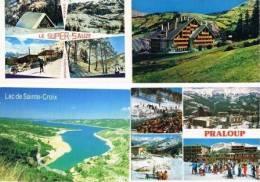 240213V Lot De 180 CPM Couleur Vierges Pour Courrier : Dep.04 (Alpes De Provence) : Divers - Cartes Postales