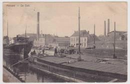 Merxem - Merksem - De Dok - 1924 - Uitg. Belde - Antwerpen