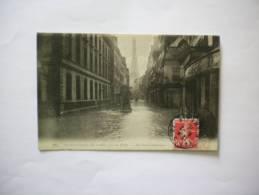 RUE SAINT DOMINIQUE - Inondations De 1910