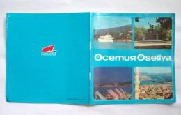 TRAVEL ON THE BLACK SEA WITH OSETIYA SHIP-RUSSIA - Nautical Charts