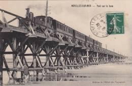 (XXI) Noyelles Sur Mer - Pont Sur La Baie - Noyelles-sur-Mer