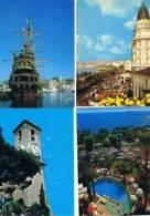 250213B Lot De 50 CPM Couleur Vierges Pour Courrier : Dep.06 (Alpes Maritimes) : Cannes - Cartes Postales