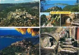 250213E Lot De 75 CPM Couleur Vierges Pour Courrier : Dep.06 (Alpes Maritimes) : Eze - Cartes Postales