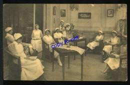 OLD POSTCARD HOSPITAL NURSES ANTWERPEN BELGIUM ANVERS BELGIQUE - Antwerpen