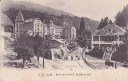 Cpa-74- St Gervais Les Bains-les Bains Du Fayet-edi :J.J. N°2975 - Saint-Gervais-les-Bains
