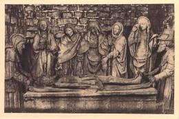 [46] Lot -CARENNAC (près De Vayrac)Intérieur De L´Eglise (monument Historique) Mise Au Tombeau*PRIX FIXE - Vayrac