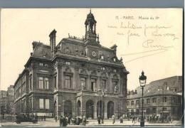 Paris - Mairie Du 18e - France 1920s - Plätze