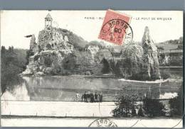 Paris - Le Pont De Briques - France 1900s - Die Seine Und Ihre Ufer