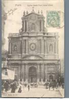 Paris - Eglise Saint-Paul, Saint-Louis - France - Kirchen