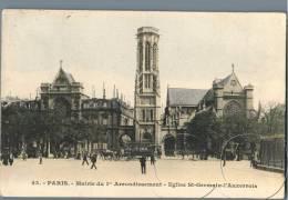 Paris - Eglise St-Germain-l'Auxerrois - France - Kirchen