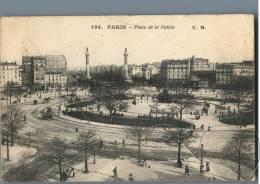 Paris - Place De La Nation - France 1910s - Plätze