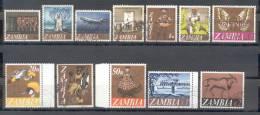 Zambia Sambia 1968 - Michel 39 - 50 O - Zambia (1965-...)