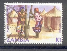 Zambia Sambia 1981 - Michel 262 O - Zambia (1965-...)