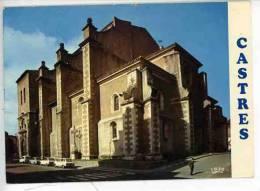 Castres Cathédrale St Benoit Musée D'art Religieux - Animée - Castres