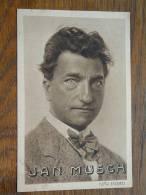 JAN MUSCH ( Foto Eilers ) Hollandsche Kunstenaars Serie 1 -  Anno 1920 ( Zie Foto Voor Details ) !! - Artistes