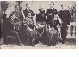 Carte 1910 N . W KOBELKOFF Et Sa Famille (éditeur Thiers) - Cirque