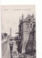 Carte 1905 CALAIS / LES FORTIFICATIONS ET LE NOUVEAU PHARE - Calais