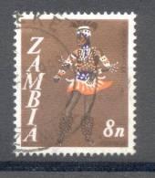 Zambia Sambia 1968 - Michel 43 O - Zambia (1965-...)