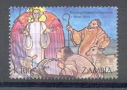 Zambia Sambia 1992 - Michel 614 O - Zambia (1965-...)