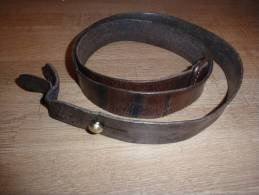 1 Sangle Pour Mousqueton Ou Mas 36 Ou Lebel Ou Bertier - 1914-18