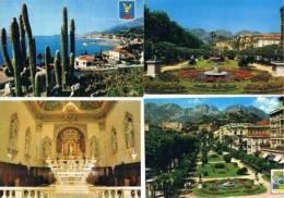 260213A Lot De 50 CPM Couleur Vierges Pour Courrier : Dep.06 (Alpes Maritimes) : Menton - Cartes Postales