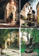 260213B Lot De 95 CPM Couleur Vierges Pour Courrier : Dep.06 (Alpes Maritimes) : Saint Paul De Vence - Cartes Postales