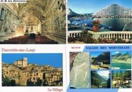 260213C Lot De 100 CPM Couleur Vierges Pour Courrier : Dep.06 (Alpes Maritimes) : Divers - Cartes Postales
