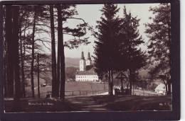 Alte AK MARIA TROST Mariatrost Graz Altar Kreuz Wallfahrt 1950er Kleinformat - Unclassified
