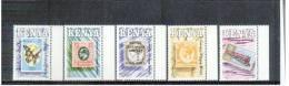 KENIA ,  1990 , ** , MNH . Postfrisch , Mi.Nr. 527 - 531 - Kenya (1963-...)